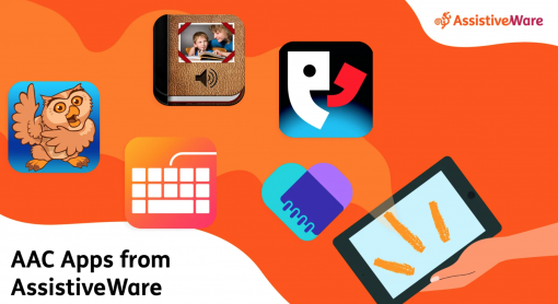 AAC Apps from AssistiveWare