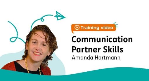 Communication Partner Skills
