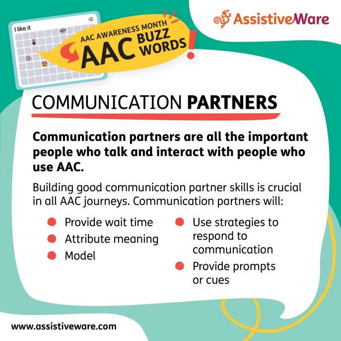 Communication partners