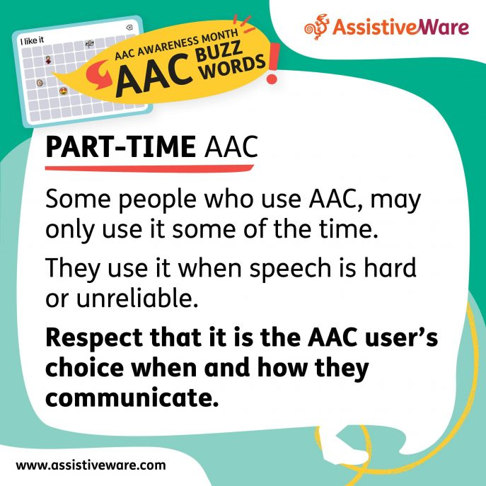Part time AAC