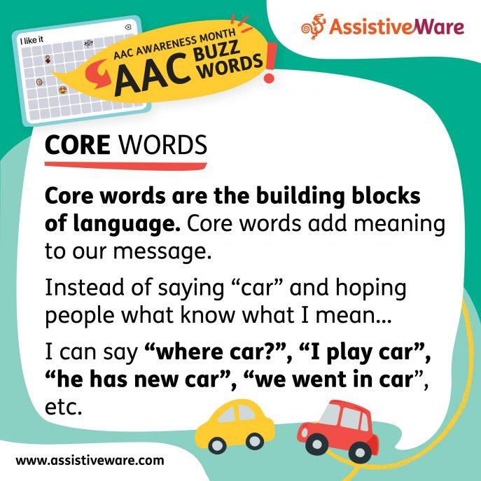 Core words