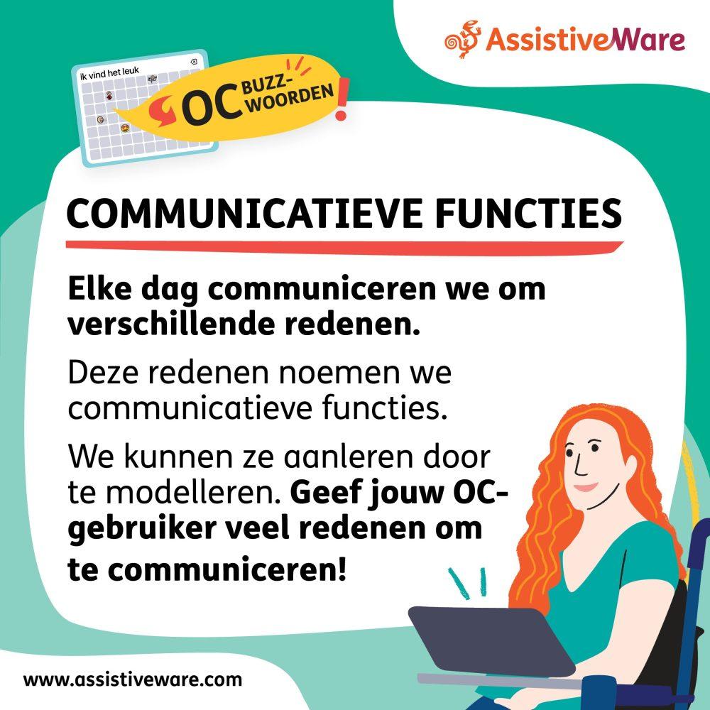 Communicatieve functies