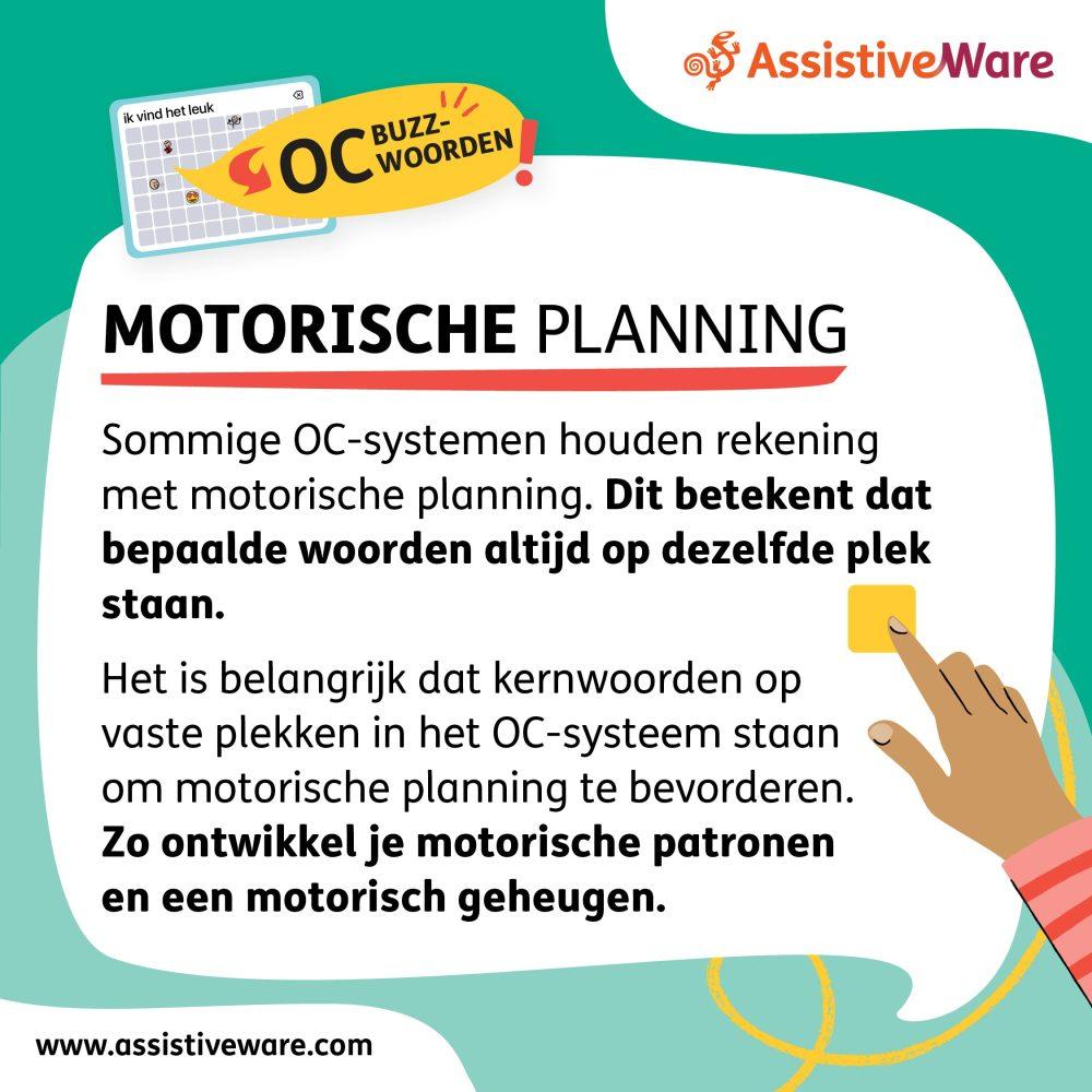 Motorische planning
