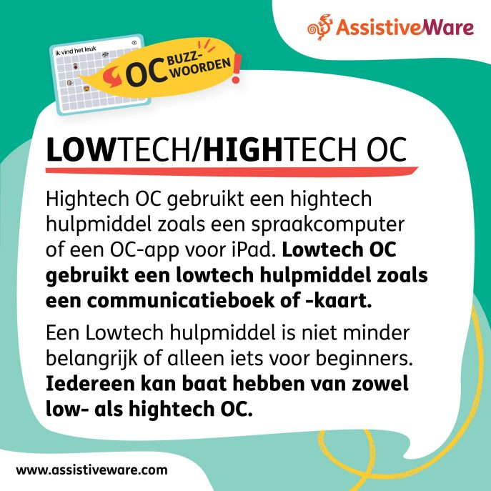 Low-tech/High-tech OC