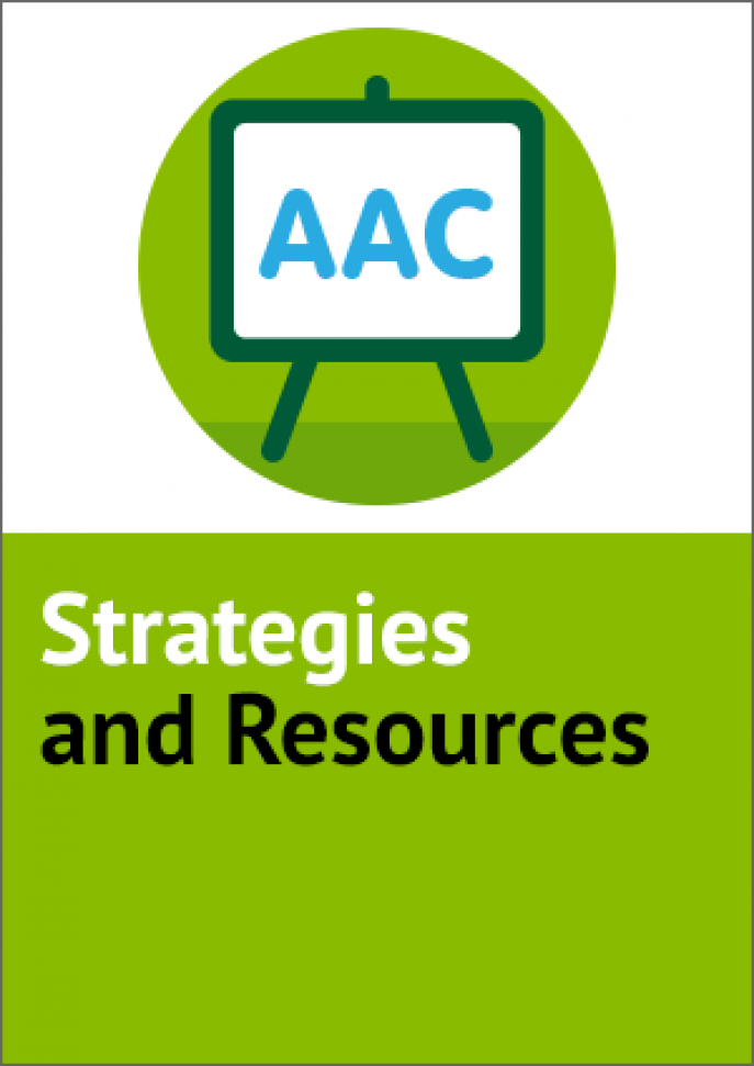 AAC strategy and resources