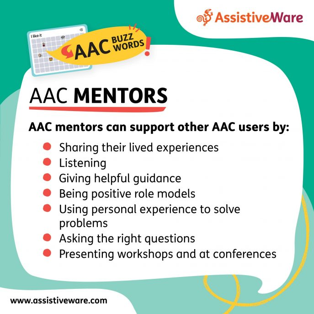 AAC mentors