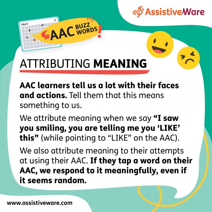 Attributing meaning