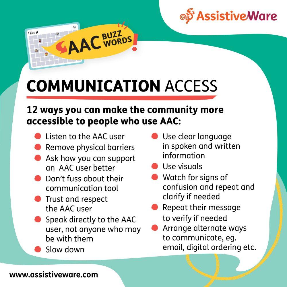 Communication access