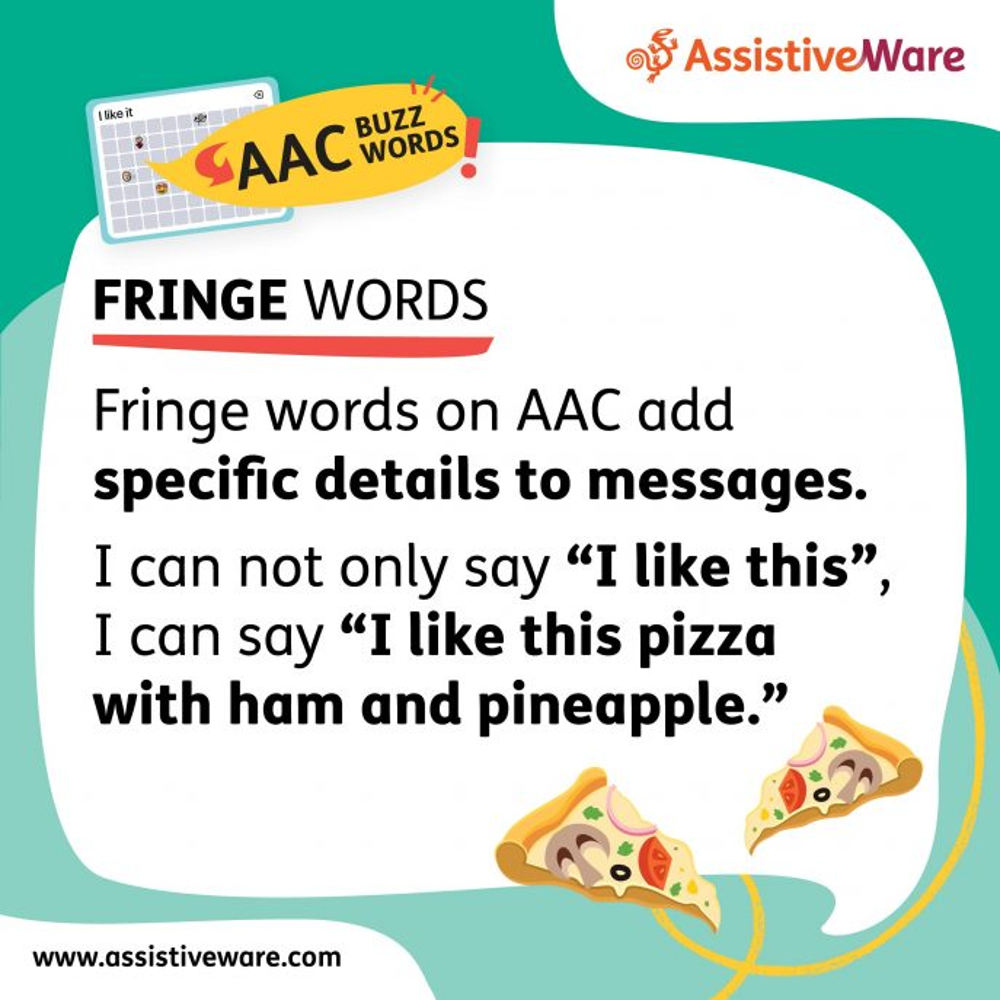 Fringe words