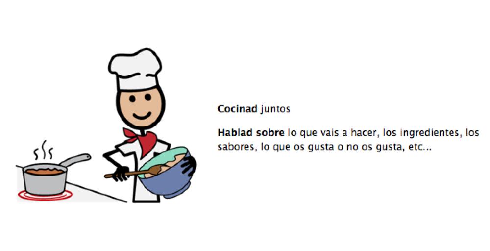Cocinad juntos