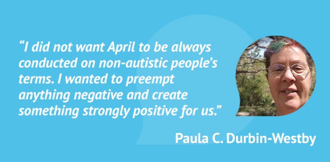 Photo of Paula's quote