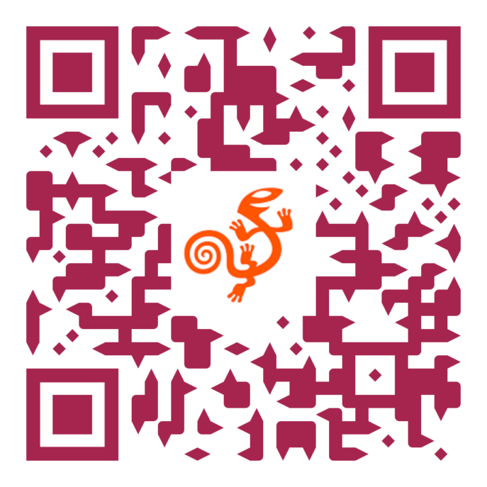 QR code with a llink to the website of AssistiveWare