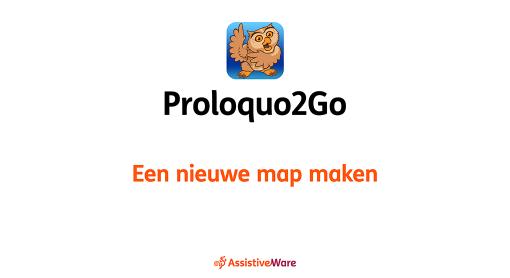 Speel video Een nieuwe map maken