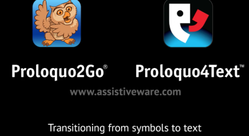 Transitioning From Symbols To Text Based Aac Assistiveware