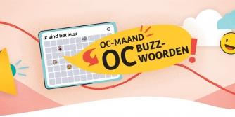 Illustratie OC-maand 2020: een verkenning van OC-buzzwoorden