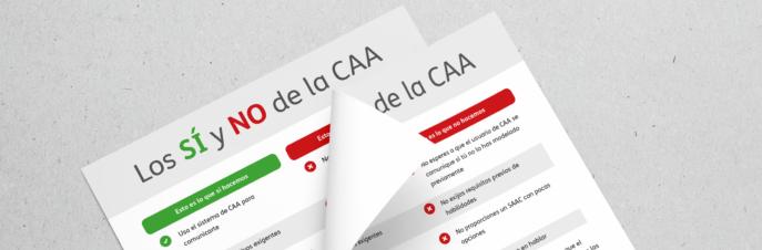 Los sí y no de la CAA