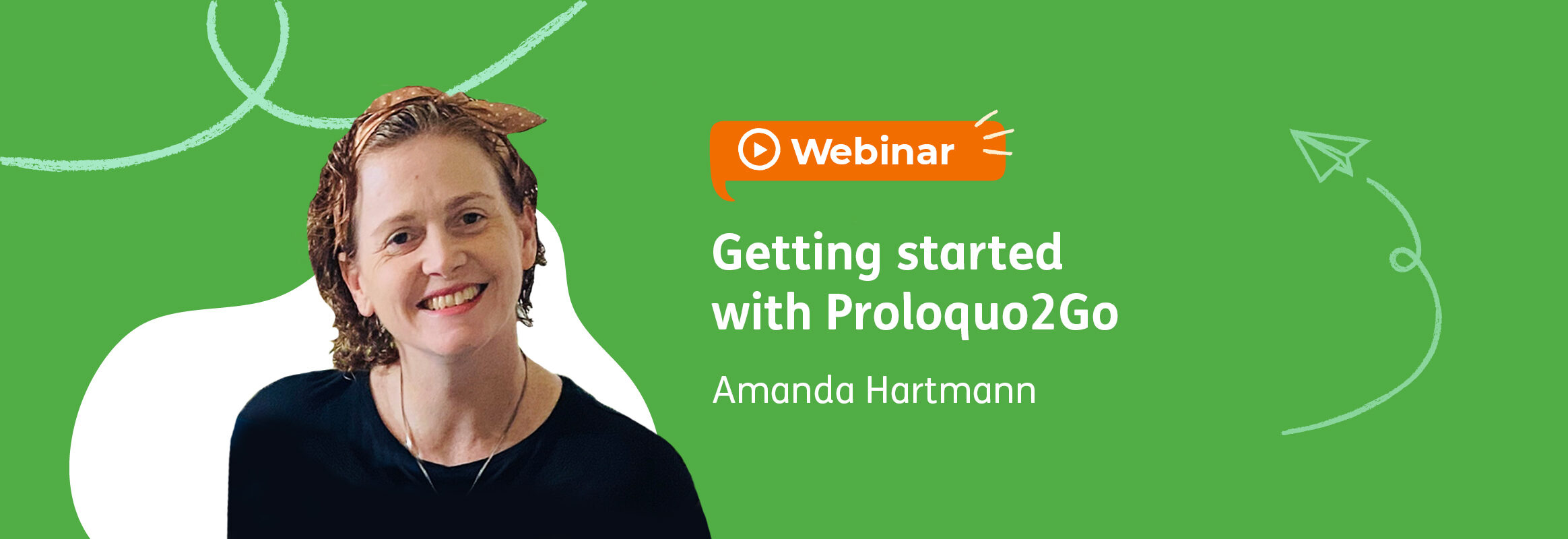 Webinar: Getting started with Proloquo2Go
